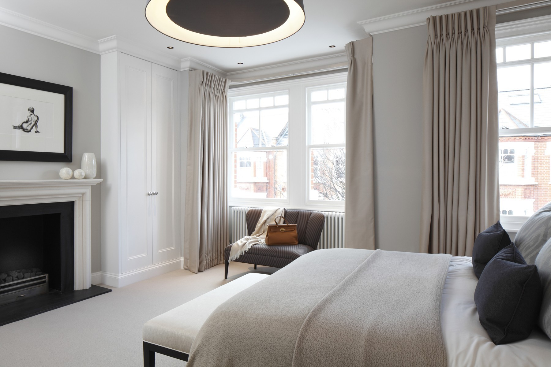 Gray Bedroom Mood : Room colour and how it affects your mood