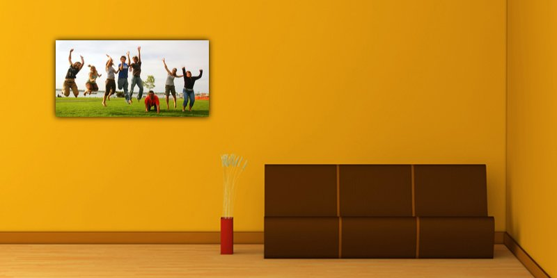 Large Canvas Prints - From £12.30 - Premium Quality