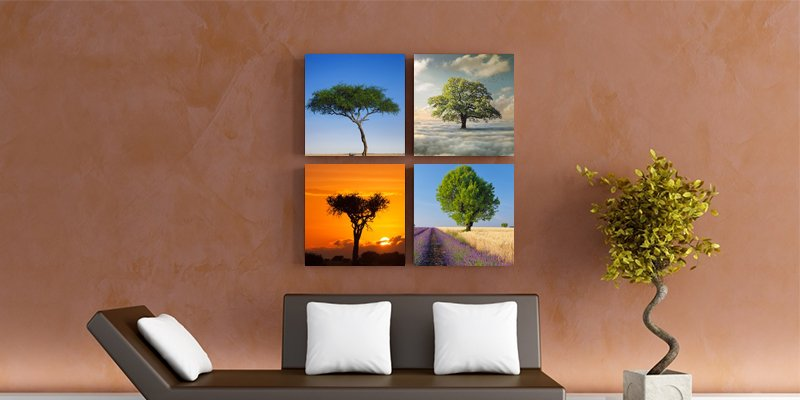 "Your art on 40"" x 20"" canvas print"