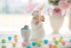 bunny candy celebration