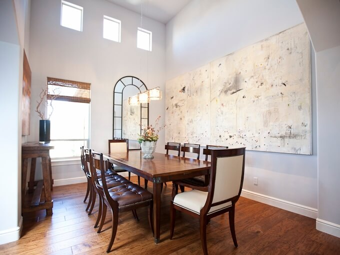 Top Interior Design Experts Reveal The Best Way To Display Art In