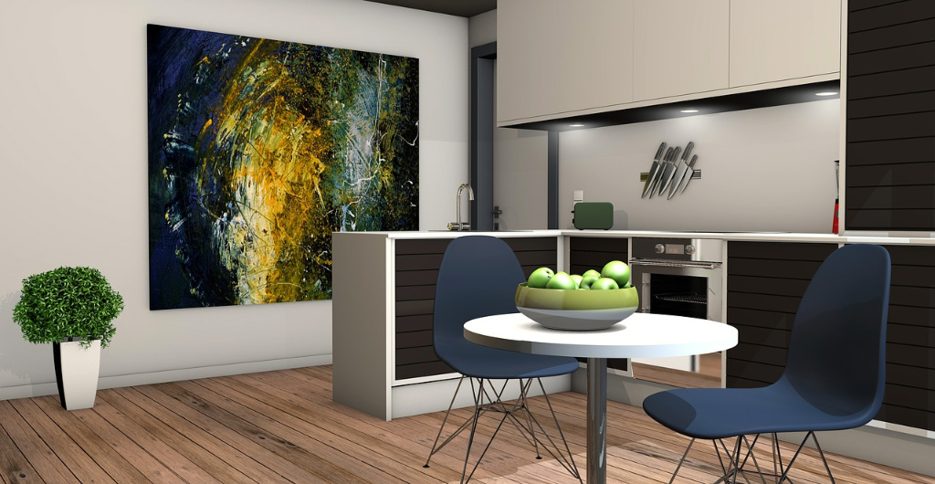 kitchen canvas