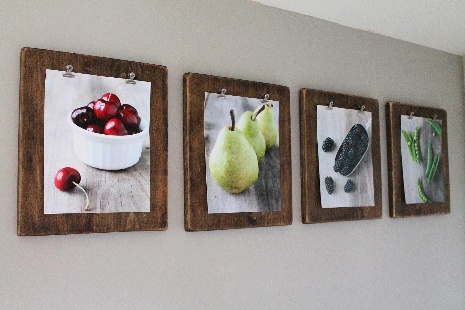 Картина на стену из подручных материалов