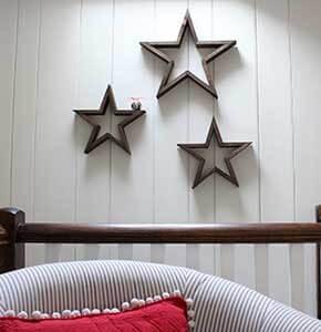 Star Wall Art Adorable Best 40 Star Wall Art Design Ideas Of Brass Star Wall Art & Star Wall Art Impressive Zeckos Distressed Galvanized Finish Rustic ...