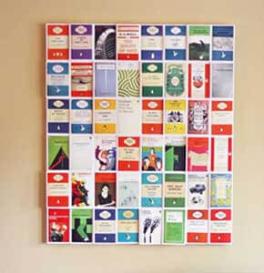 Postcard Wall Art