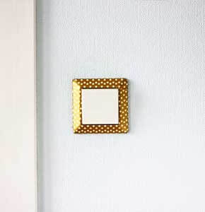 Washi Tape Light Switch