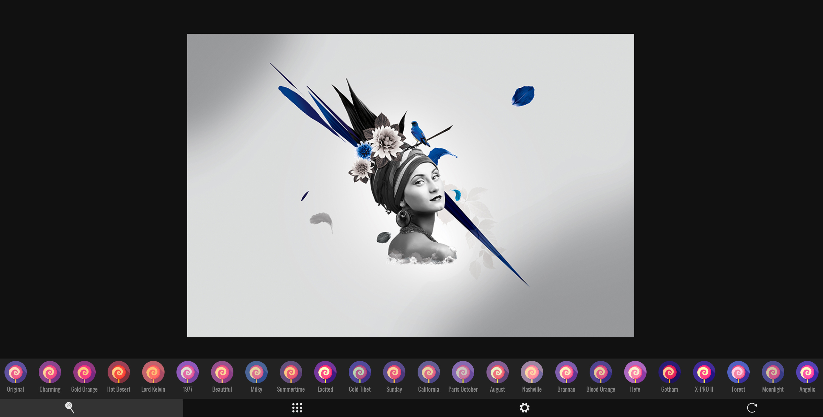 Canvas Photo Editor - The Canvas Prints